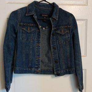 Abercrombie & Fitch Girls denim jacket